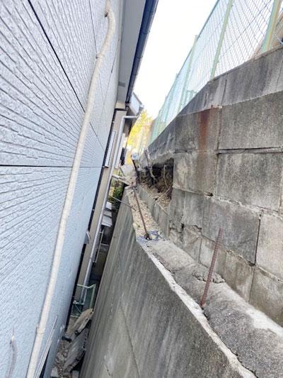 大阪府吹田市 T様邸 外構工事