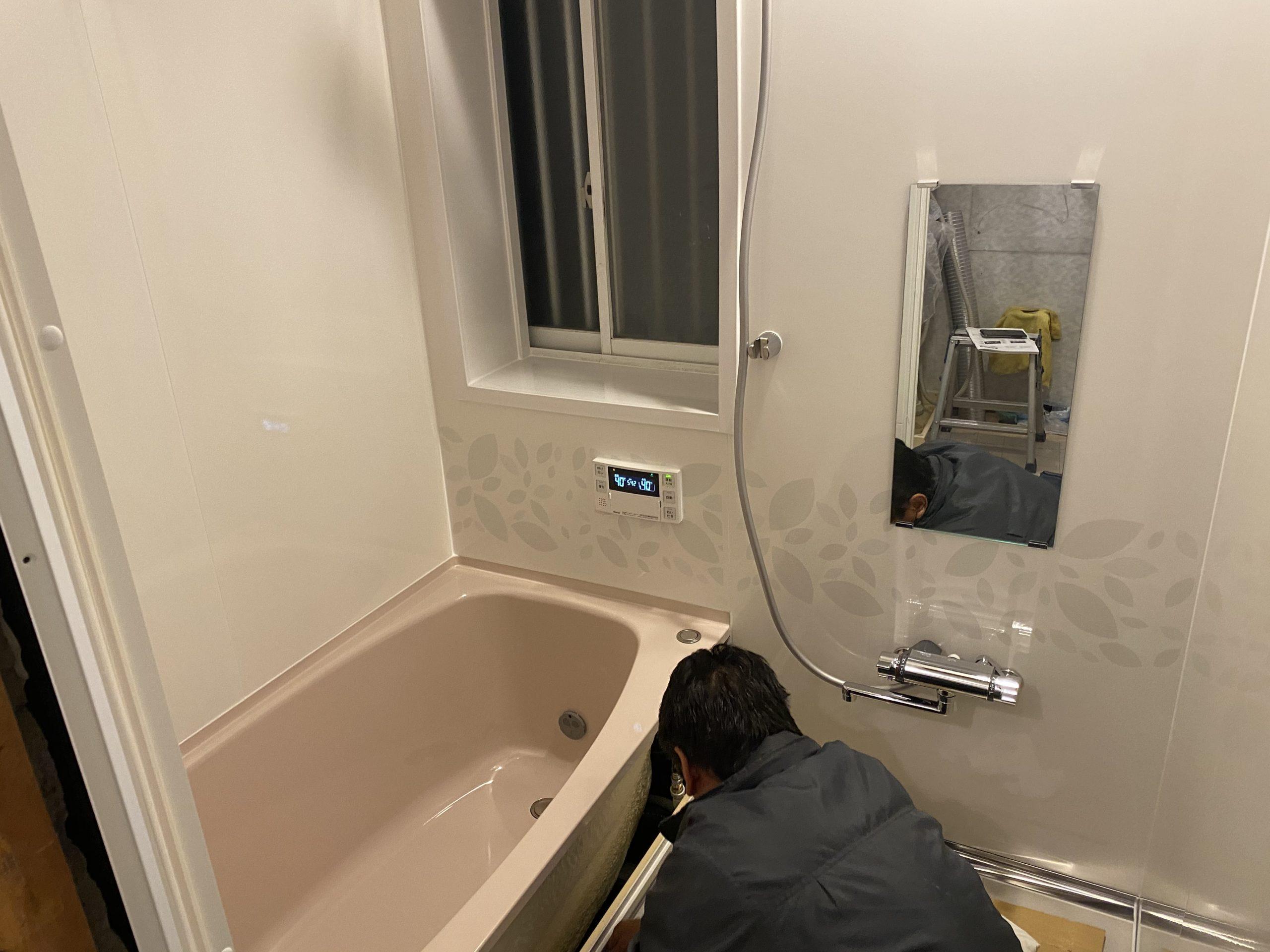 吹田市S様邸 浴室リフォ―ム