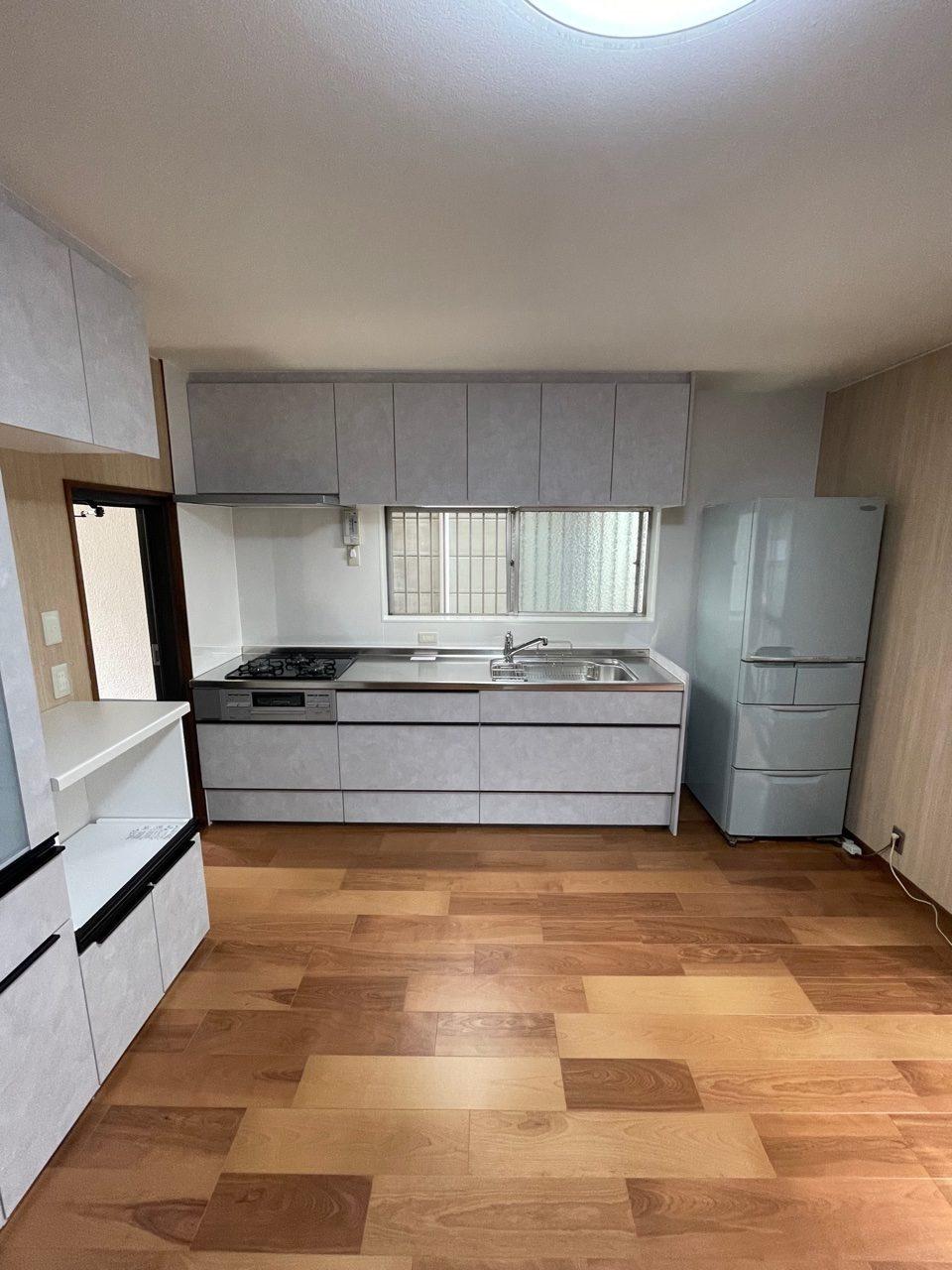キッチン一室をリフォーム